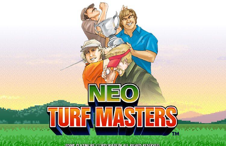 Zostań mistrzem w golfie z NEO TURF MASTERS.